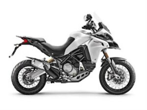 2018 Ducati Multistrada 1200 Enduro Star White Silk