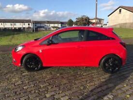 Vauxhall Corsa Ltd Edn 1.2 reg 15