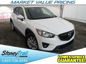 2014 Mazda CX-5 GS- SUNROOF! BLIND SPORT SYSTEM! NO ACCIDENTS!