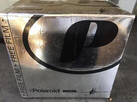 SOLD Boxed Polaroid camera working!
