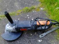 Large electric grinder