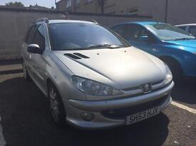 Peugeot 206 SW Quiksilver 2.0 HDI