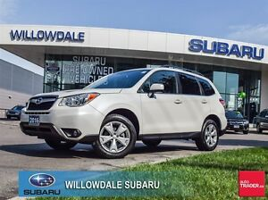 2016 Subaru Forester 2.5i No Accidents Off Lease