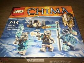 Chima Lego battle packs x2 set 70232 & 70230