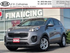 2019 Kia Sportage LX | Demo | Heated Seat | Cruise | Bluetooth