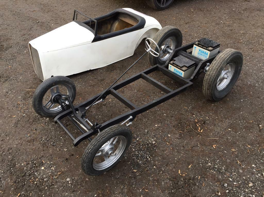 how to build a mini hot rod