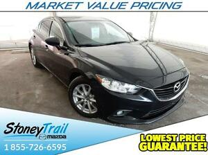 2015 Mazda Mazda6 GS - UNLIMITED MILEAGE WARRANTY! BLIND SPOT SY