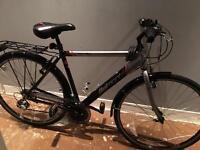 Men's Apollo Belmont Hybrid Bike + EQUIPTMENT