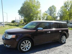 2009 Ford Flex Limited AWD DVD, Bluetoot, 7 places