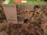XBOX ONE S 500GB LIKE NEW FULLY WORKING + FIFA 17 ( Can Deliver )