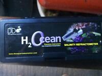 Marine refractometer