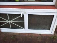 Back door PVC