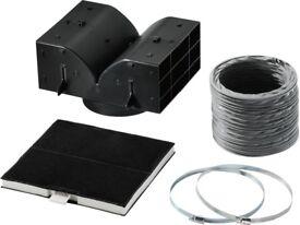 BOSCH Recirculating Kit for Bosch Chimney Hoods *SEALED*