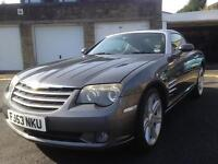 Chrysler crossfire automatic 2003