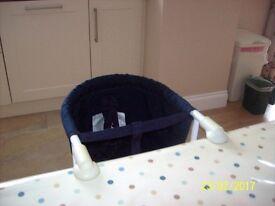 John Lewis portable baby seat
