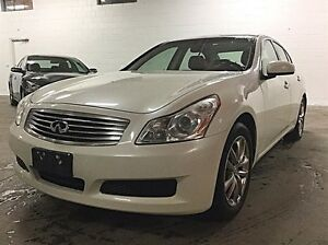 2007 Infiniti G35X ALL WHEEL DRIVE/ NAVIGATION