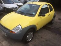 Ford Ka Manual 1.3 Petrol 2006