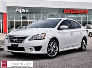 2013 Nissan Sentra 1.8 SR*One Owner*Accident Free*