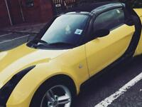 SMART ROADSTER - Perfect Condition - Lowest Milage on Gumtree