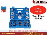TM US 21pc BRAKE Caliper Rewind Back Kit