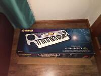 Yamaha PSR-160 keyboard bundle