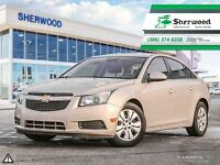 2012 Chevrolet Cruze LT Only 37,000KMS & PST PAID!!