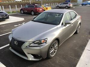 2014 Lexus IS 250 AWD GPS