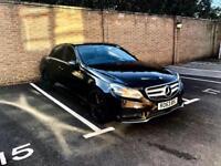 Chauffeur Service - Mercedes E Class