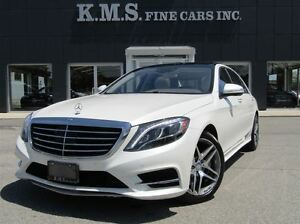 2014 Mercedes-Benz S-Class S550 LWB| AMG SPORT| NIGHT VISION| CL