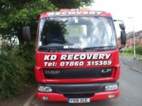 breakdown recovery plymouth from £25