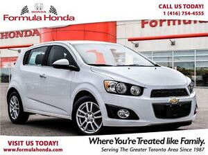 2014 Chevrolet Sonic   ACCIDENT FREE   ONE OWNER