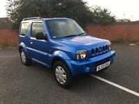 JIMNY, JUST HAD A FULL SERVICE & MOT