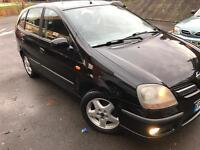 NISSAN ALMERA TINO HURRACAINE MODEL 12MONTHS MOT DRIVES EXCELLANT £695