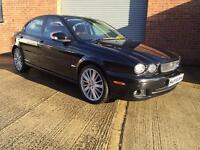 """""""HURRICANE CAR & MOTORCYCLE SALES"""" 2008 Jaguar X Type diesel automatic fsh"""