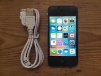 iPhone 4s 16gb black unlocked