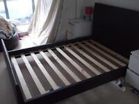Hygena Double Bed Frame