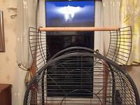 Large Parrot Bird cage.