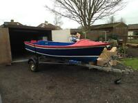 Fishing Boat/Engine
