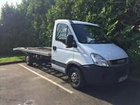 2011 (61 Reg) Iveco Daily Recovery Truck 2.3 AUTO LOW MILES
