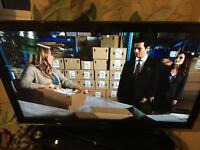 "Samsung TV HD 40"" great condition le40c530f1w"