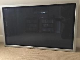 "PANASONIC TH-42PW4 42"" PLASMA SCREEN"