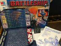 Mb games battleship board game toy family fun complete Christmas present
