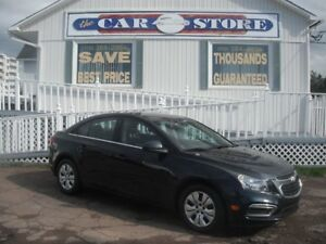 2015 Chevrolet Cruze LT BACK UP CAMERA!! BLUETOOTH VOICE ASSIST!