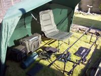 Carp set up (ideal for day session)