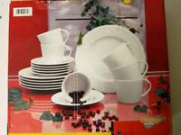 NEW Bockling Creative - 18 Piece Dinner Set ONLY £15