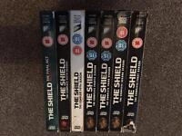 The Shield boxsets 1 - 7 - £25