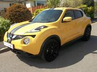 Nissan Juke 1.5 dCi Acenta Premium 5dr (sun yellow) 2015