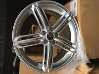 "19"" rs6 alloy wheels brand new 5x112 Audi and vw fitment"