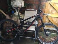 Yt capra, downhill bike, mountain bike