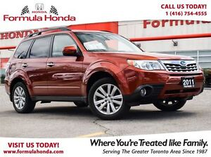 2011 Subaru Forester X LIMITED | AWD | SNOW TIRES INCLUDED | LOW